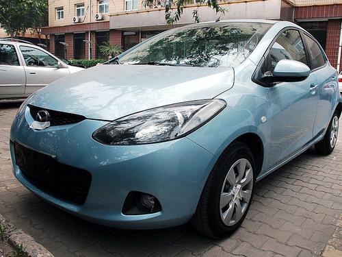 国产Mazda2广州车展发布 年底上市销售