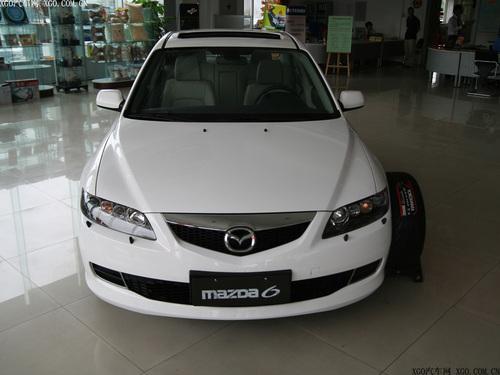 新老Mazda6明年共存 老款更具价格优势