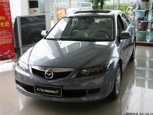 最高优惠2.6万元 Mazda6近期价格稳定