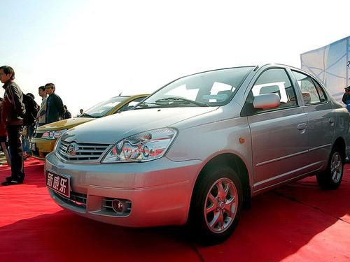低调的经济节能小车 一汽威乐仅6.28万