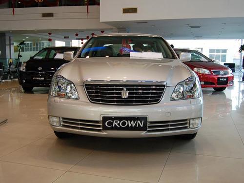 售价32.8-41.7万元 皇冠推出特别版车型