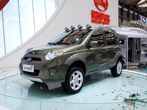 长城迷你SUV 可能将于10月跟大众见面