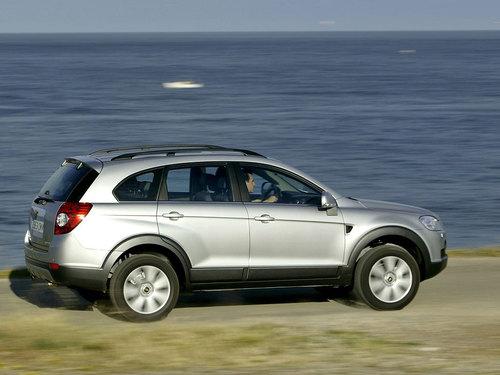 预计30-32万 科帕奇3.2升车型下月上市