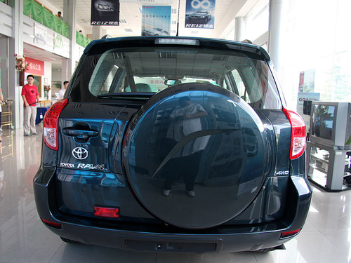 与卡罗拉共线生产 一汽丰田国产RAV4前瞻