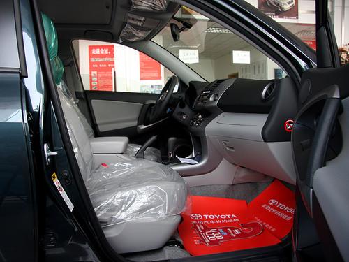丰田RAV4 09年前将于天津一汽丰田投产
