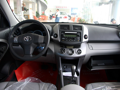 一汽丰田明年导入 国产RAV4价格将很低