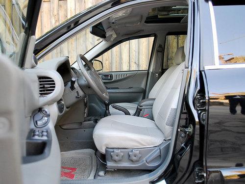 自主品牌SUV 江淮瑞鹰一年用车成本调查
