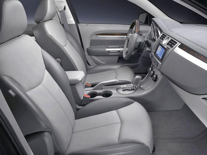 北京克莱斯勒 铂锐 2.4L 豪华型车厢座椅1470648