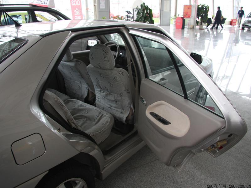 奇瑞汽车 旗云 1.3标准型车厢座椅1484849高清图片