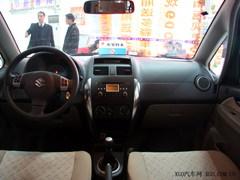 新车上市就降价 天语SX4天骄版降9000元