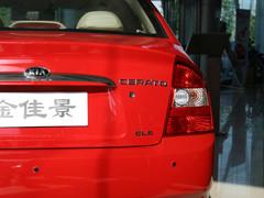 同门之争 赛拉图与福瑞迪1.6L车型对比