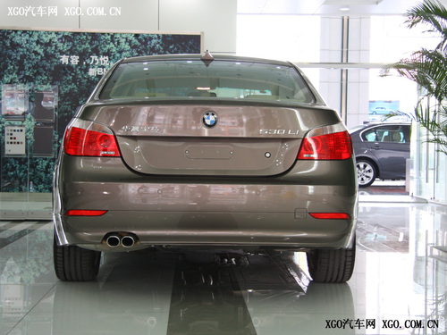 售43.36万元起 国产宝马5系推出新车型