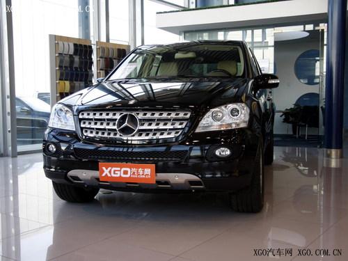 奔驰ML500近期登陆 配备5.5升V8发动机