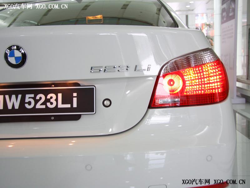 华晨宝马 523li典雅型其它与改装1539121高清图片