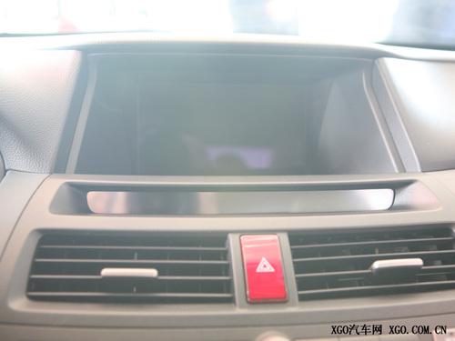 车载地图 四款标配GPS的主流中级车推荐