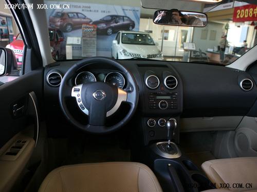 日产逍客提现车加3万元 预定需等3个月