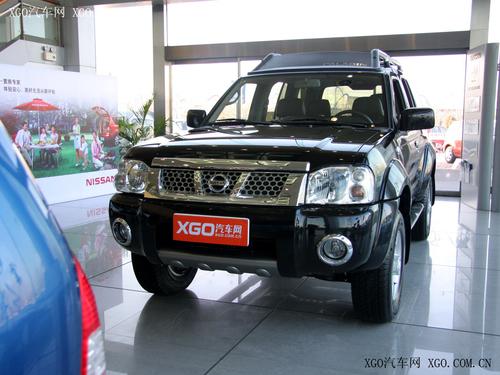 有现车在售 帕拉丁上海购车降价5000元