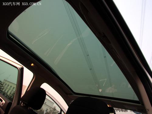 中秋节也要浪漫 30万以下全景天窗车型
