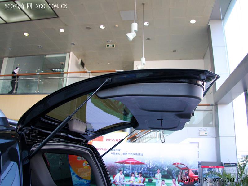 郑州日产 帕拉丁 2.4 两驱标准型其它与改装1632993高清图片