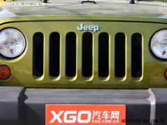 很硬朗很有力量感 Jeep牧马人使用体验