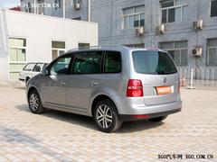 迎合新政策 上海大众明年欲推出1.6L途安