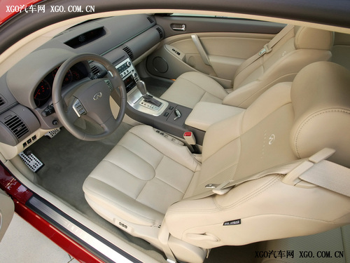英菲尼迪G35全系现车充足 本月暂不涨价