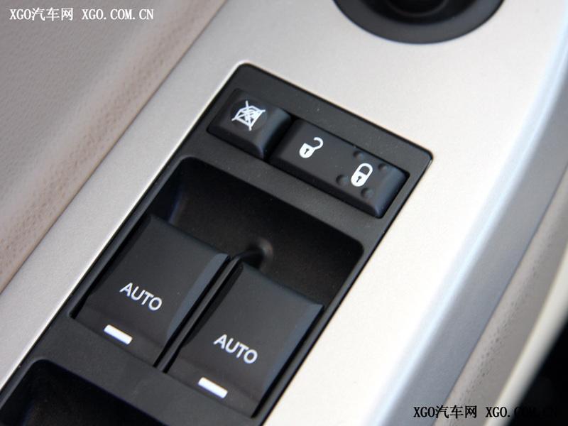 北京克莱斯勒 铂锐 2.4L 豪华型车厢座椅1719401高清图片