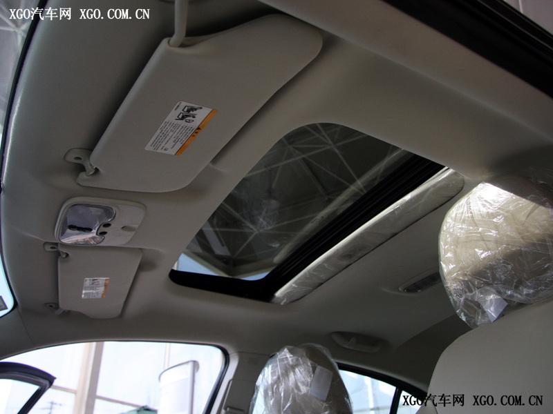 北京克莱斯勒 铂锐 2.4L 豪华型车厢座椅1719436高清图片