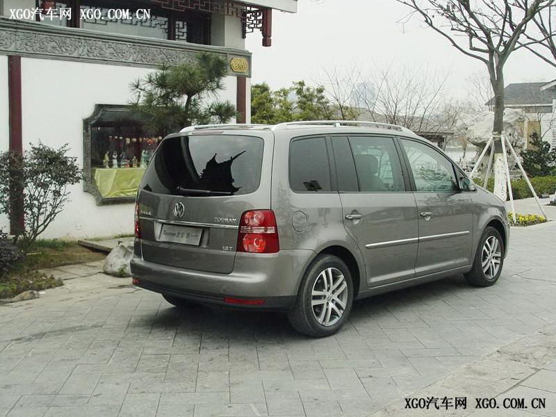 上海大众 途安 1.8T智尊版自动7座车身外观1701939高清图片