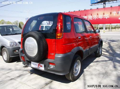 最高车速100km/h 众泰将推出纯电动SUV