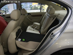 紧凑型车新标杆 上海大众朗逸用车成本