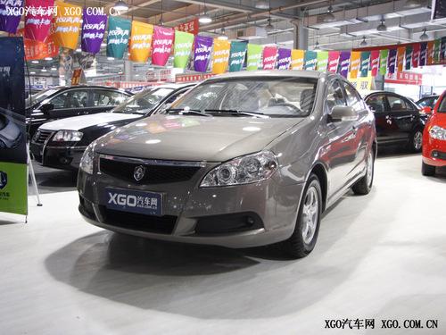 小排量车型销量紧俏 长安志翔上海7.98万