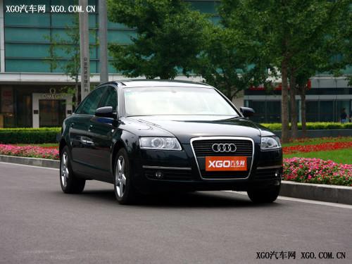 大气高品质中型车 奥迪A6L大幅降价2万