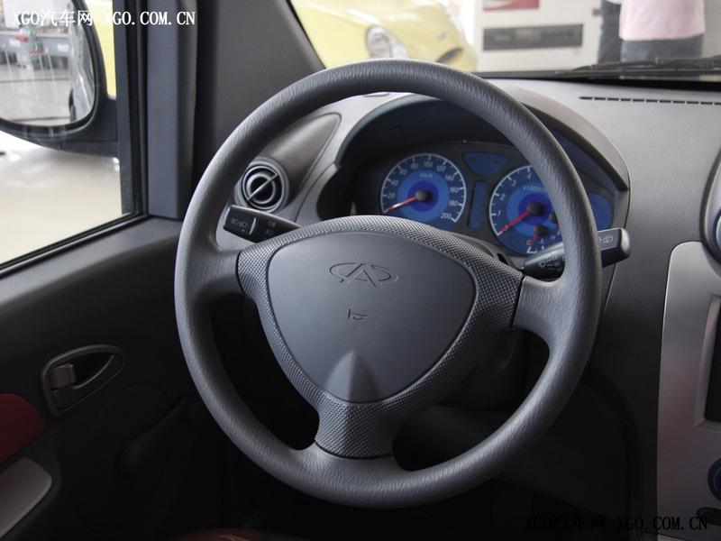 奇瑞汽车 瑞麒2 1.3 标准型中控方向盘2020139 高清图片