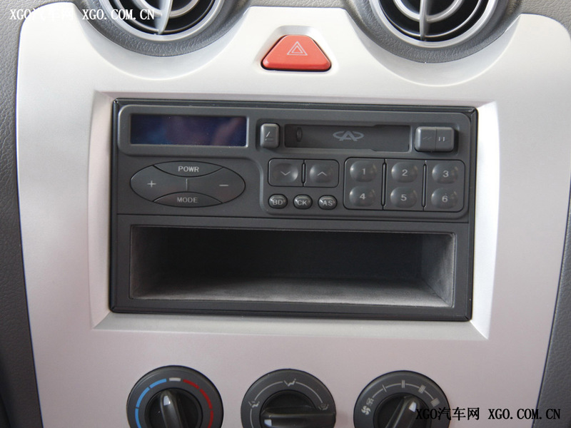奇瑞汽车 瑞麒2 1.3 标准型中控方向盘2020140 高清图片