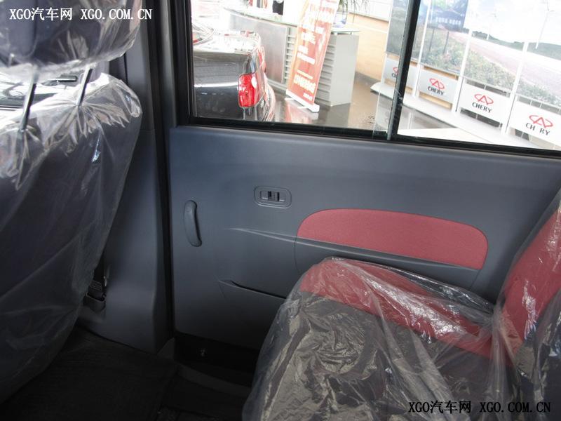 奇瑞汽车 瑞麒2 1.3 标准型中控方向盘2020148 高清图片