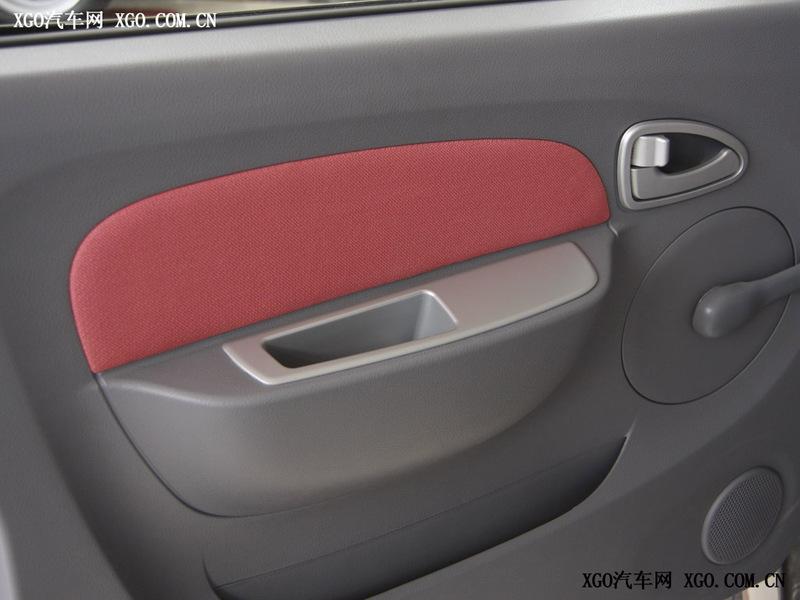 奇瑞汽车 瑞麒2 1.3 标准型车厢座椅2020168 高清图片