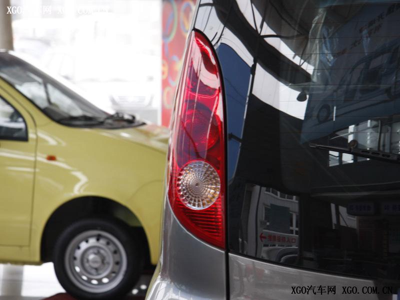 奇瑞汽车 瑞麒2 1.3 标准型重要特点2020186 高清图片