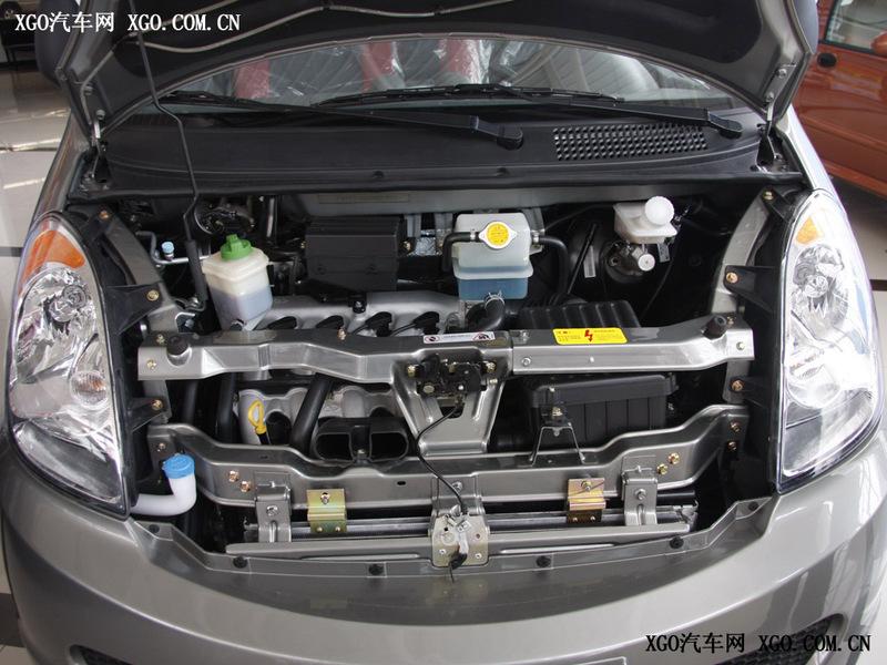 奇瑞汽车 瑞麒2 1.3 标准型重要特点2020196 高清图片