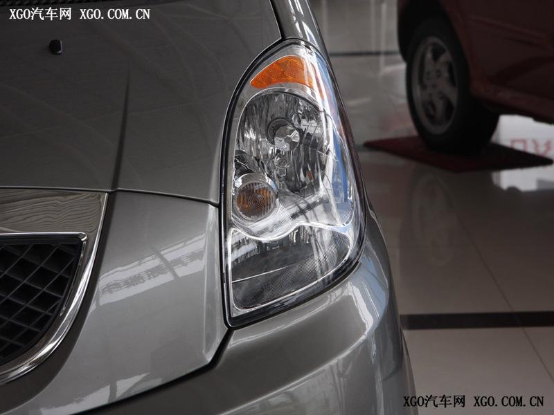 奇瑞汽车 瑞麒2 1.3 标准型重要特点2020199 高清图片