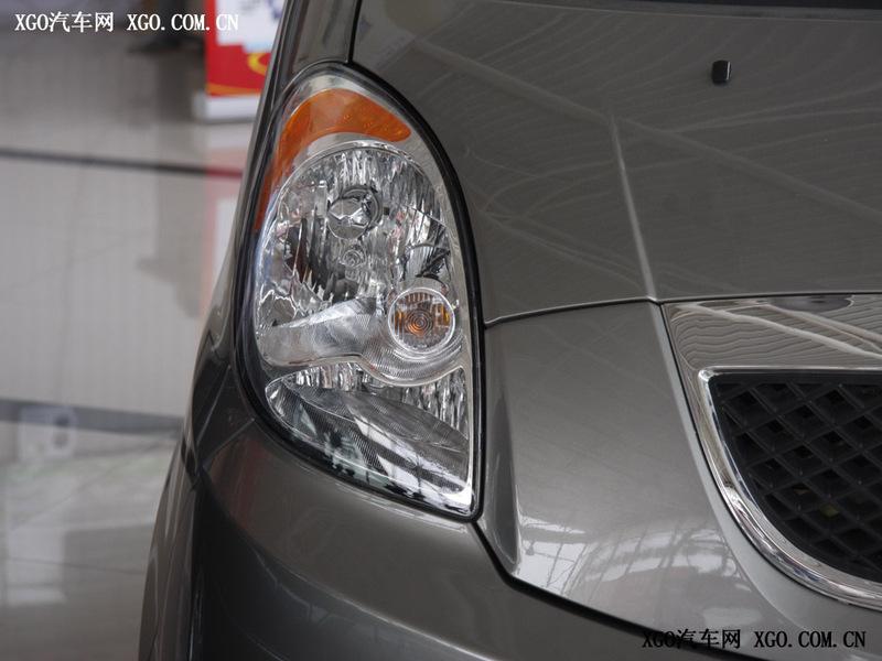奇瑞汽车 瑞麒2 1.3 标准型重要特点2020200 高清图片