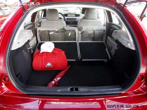 小排量大空间 5款实用型两厢车型推荐