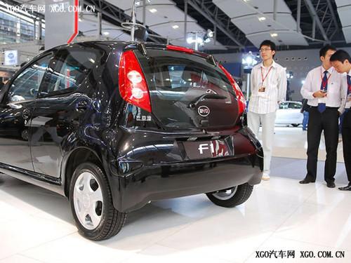 更省油的行车 比亚迪FO环保节油芯概念