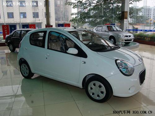 吉利熊猫下月全国上市 中国龙年内推出
