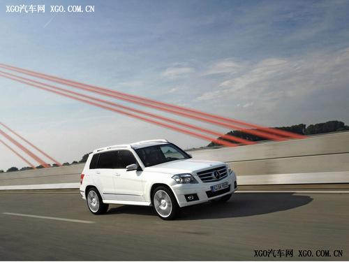 广州车展上市 奔驰GLK即将登陆中国市场