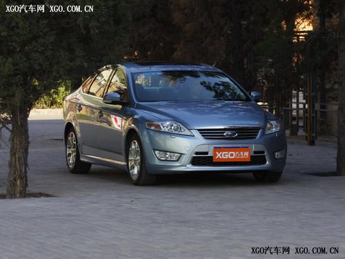 2010款蒙迪欧-致胜上市 老款全系降1.4万
