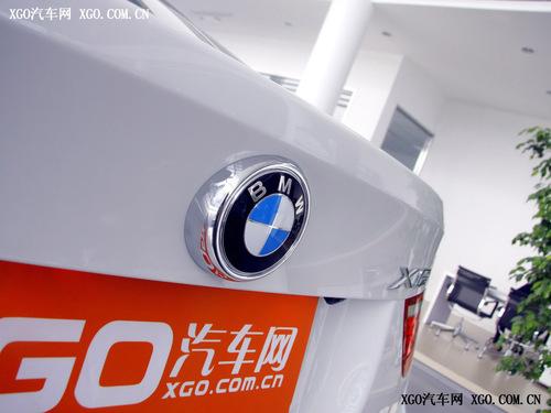4.4L双涡轮增压 宝马X6 50i国内已上市