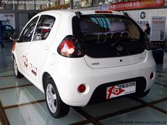 售价5.18-5.78万元 吉利熊猫自动挡上市