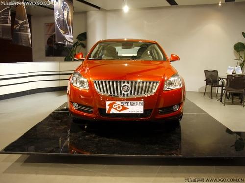部分4S店现车销售 新君威北京到店调查