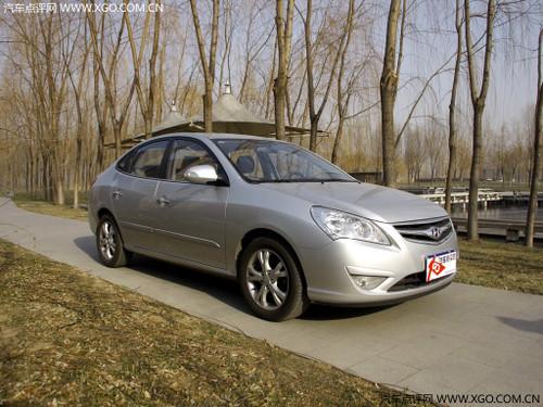 动力提升油耗更低 2010款悦动现车有售